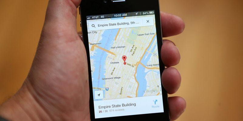 Το Google Places ήρθε στο iPhone