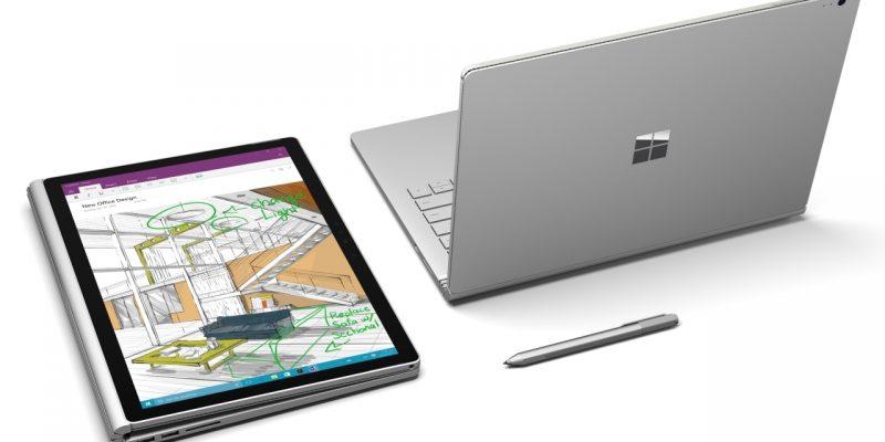 To Surface book pro 4 είναι δύσκολο να επισκευαστεί