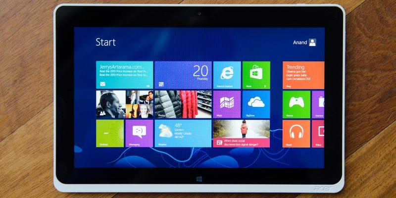 Η Acer θέλει να ξεπεράσει την Apple στην αγορά των tablets σε 2-3 χρόνια