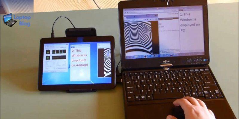 Κάντε το Tablet σας δεύτερη οθόνη για τον υπολογιστή σας, δωρεάν