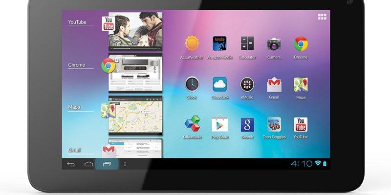 Δοκιμή του Samsung Galaxy Tab