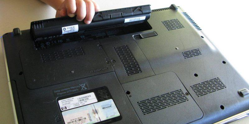 HP Laptops ανάκληση σε 100.000 μπαταρίες