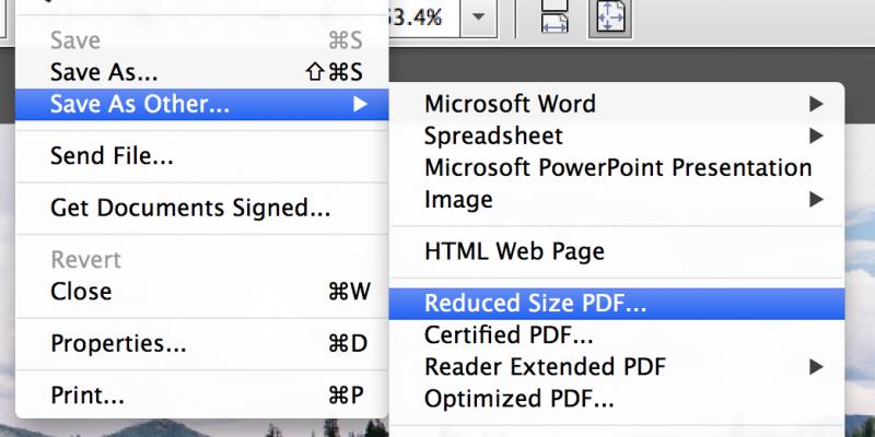 Πως να μειώσετε το μέγεθος των αρχείων PDF στο κινητό σας