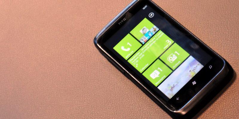 Ποια εταιρεία πουλάει τα περισσότερα Windows Phone 7 smartphones